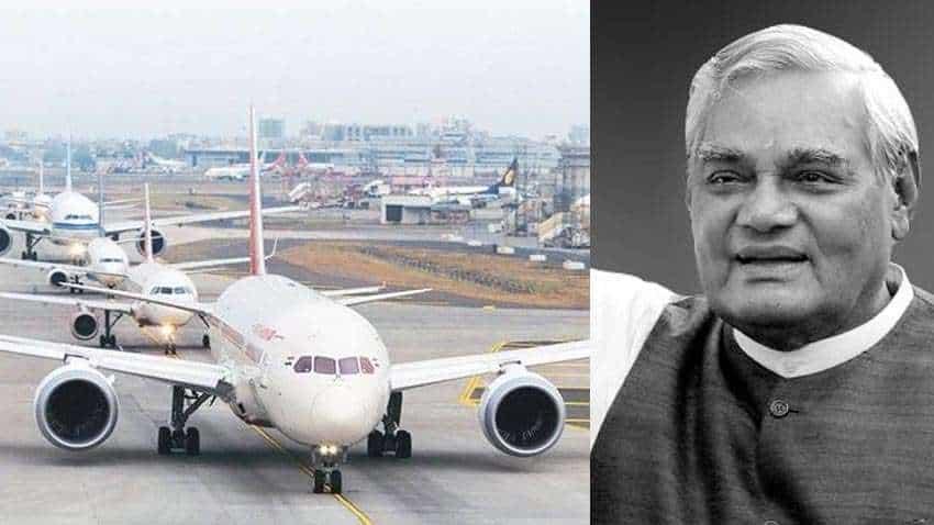 Image result for जेवर एयरपोर्ट भारत का सबसे बड़ा और दुनिया का चौथा सबसे बड़ा हवाई अड्डा होगा. (फोटो - जी न्यूज).