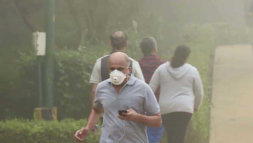 वायु प्रदूषण बढ़ा सकता है कोरोना संक्रमण का फैलाव, संसदीय समिति को दी गई  जानकारी   Zee Business Hindi