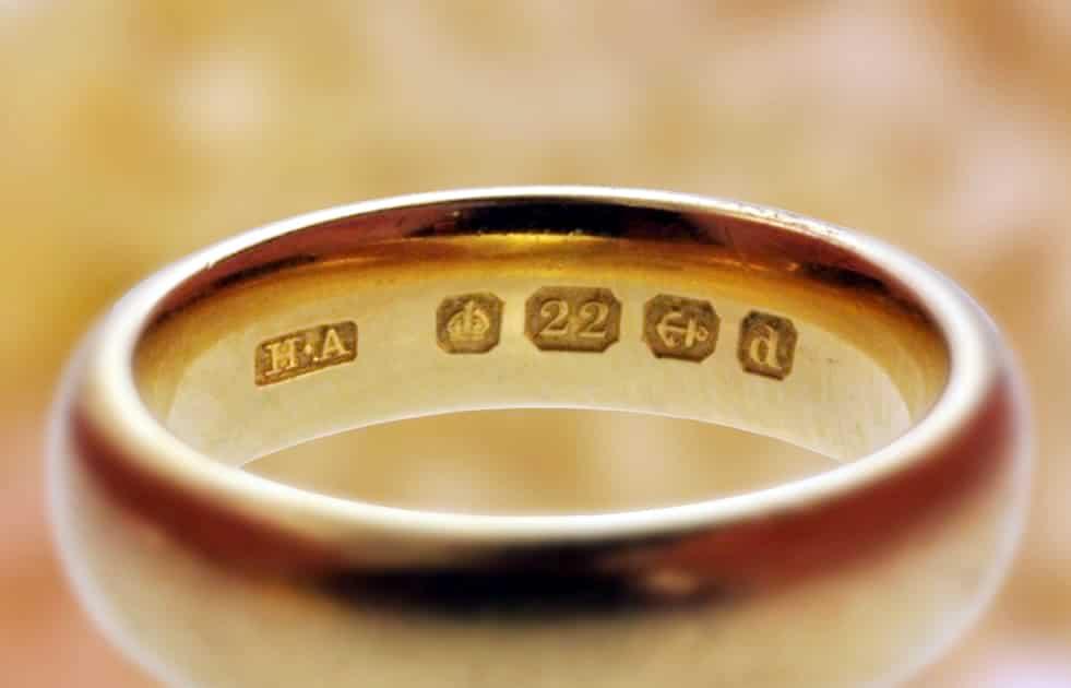 Gold Hallmarking rules