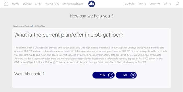 Who will get Reliance Jio GigaFiber broadband first, know everything about it