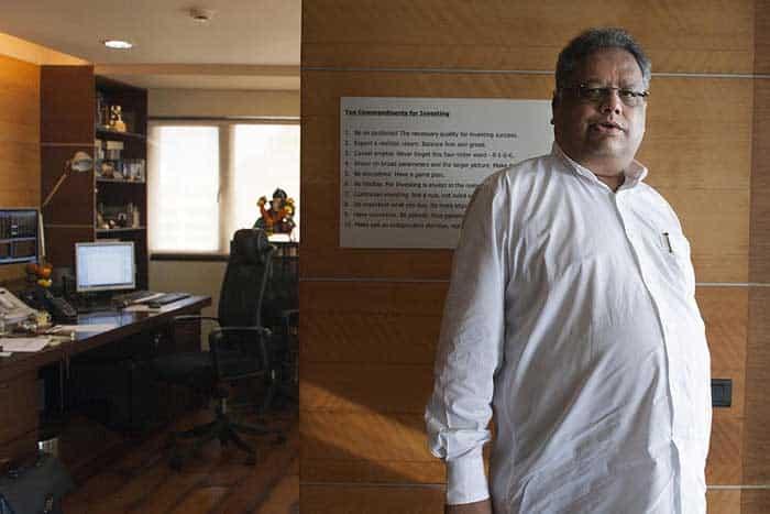 Top Six investment mantras by ace-investor Rakesh Jhunjhunwala