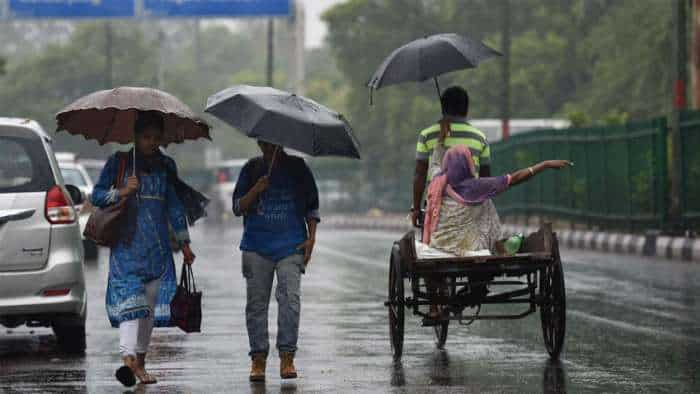 Weather today; IMD Alert Rainfall expected Uttar Pradesh Punjab Haryana Rajasthan Snowfall expected Jammu Kashmir Himachal Pradesh
