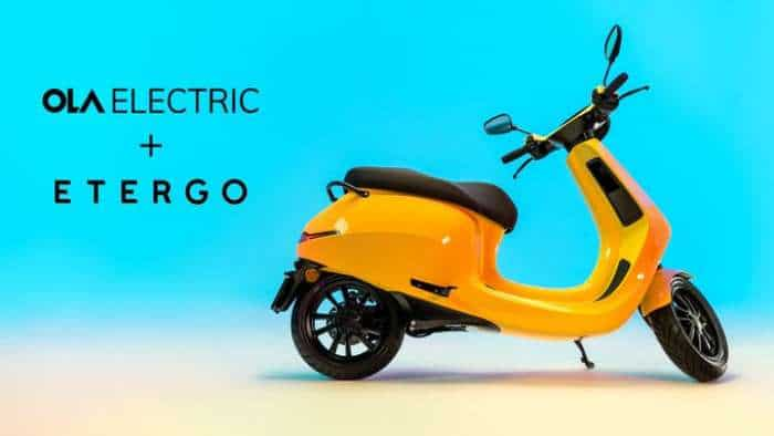 Ola electric etergo electric deal-electric two-wheeler electric scooter market