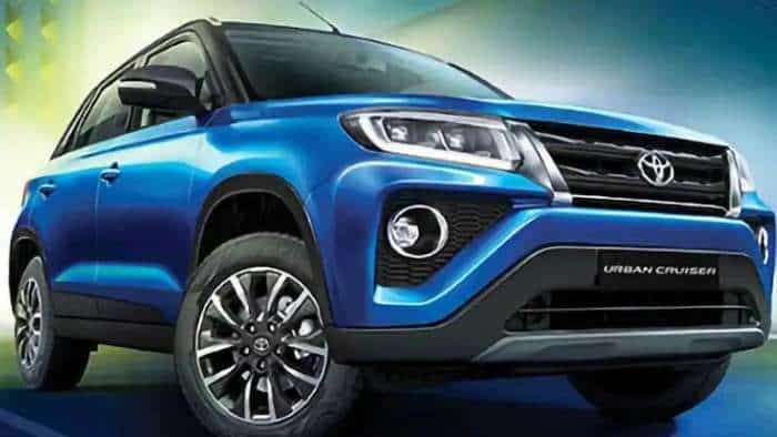 Toyota Urban cruiser launch 23.09.2020 prebooking price Maruti Vitara brezza; rivals Hyundai Venue, Tata Nexon, Kia Motors