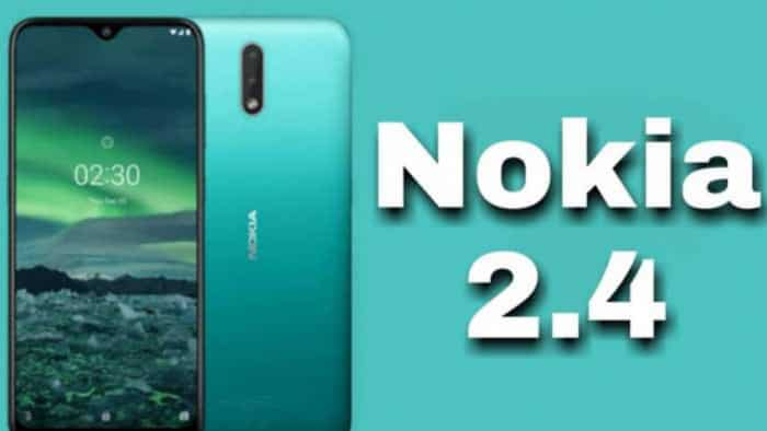 Nokia 2.4 price in india Rs 10,399 amazon Flipkart on launch 6.5-inch HD+ display, Android 10