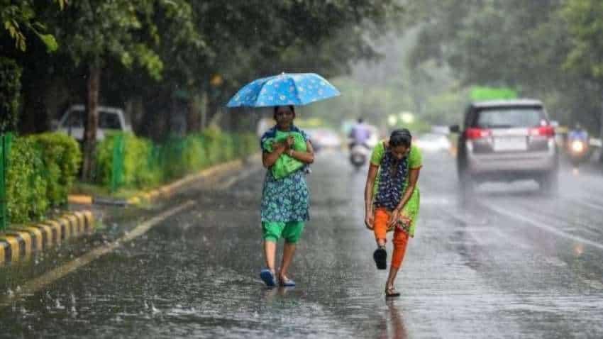मॉनसून अपडेट: उमस से बेहाल लोगों के लिए आई अच्छी खबर, जानें कब-कहां होगी  बारिश | Zee Business Hindi