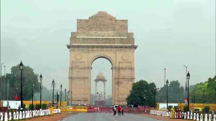 Weather in Delhi Today: दिल्ली में हल्की बारिश के बाद मौसम हुआ सुहाना, अगले  दो दिन ऐसा रहेगा मौसम