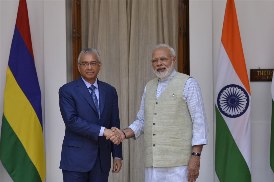 India Extends 500 Million Credit Line To Mauritius Zee
