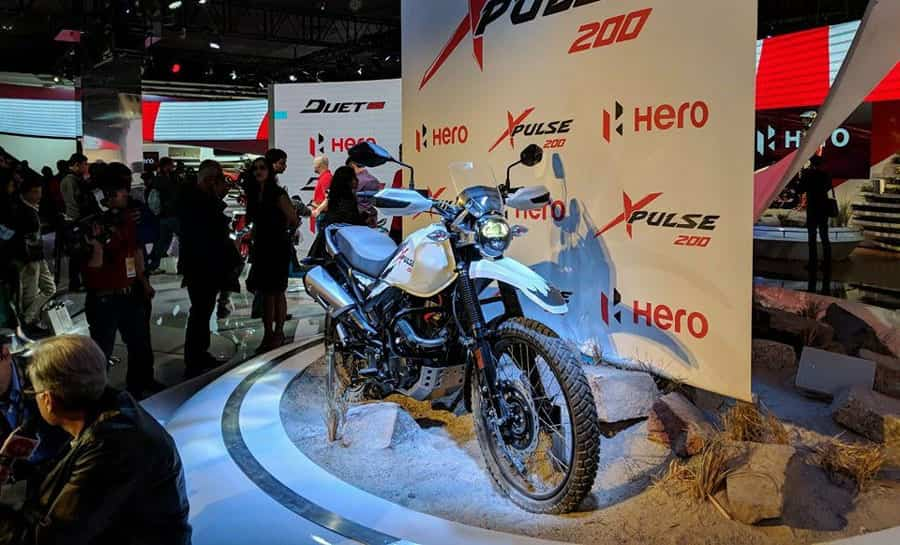 Hero XPulse 200 expected to be priced at Rs 1 lakh. Source: Zee News