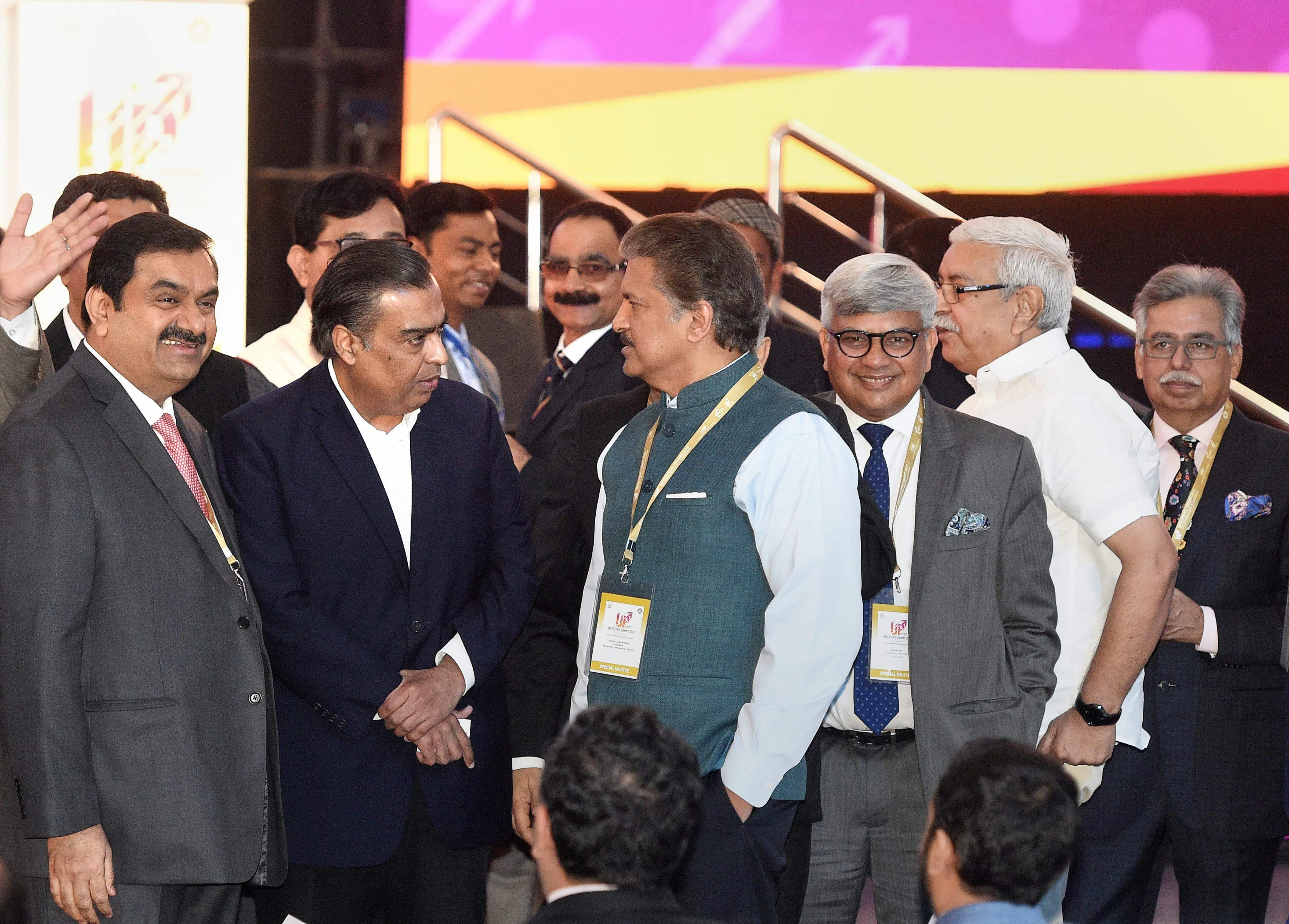 30061 india inc up investorssummit 2018 pti