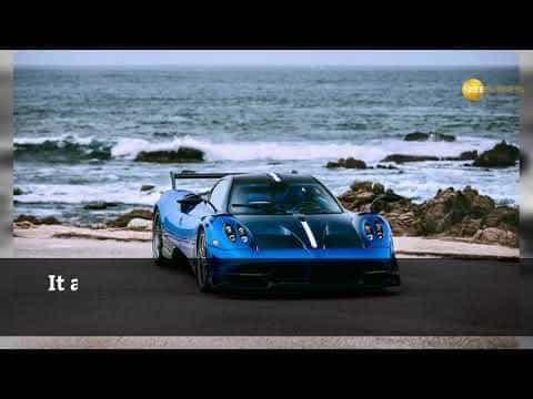At Rs 122 Cr Pagani Zonda Hp Barchetta Is The World S Most