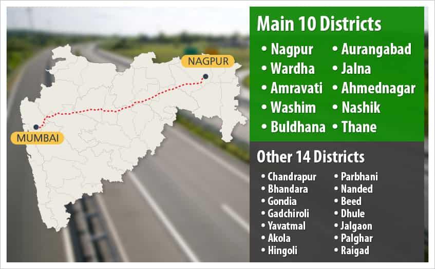 Mumbai Nagpur Super Communication Expressway How India S