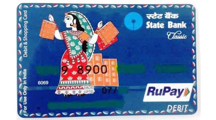 State bank of india forex card