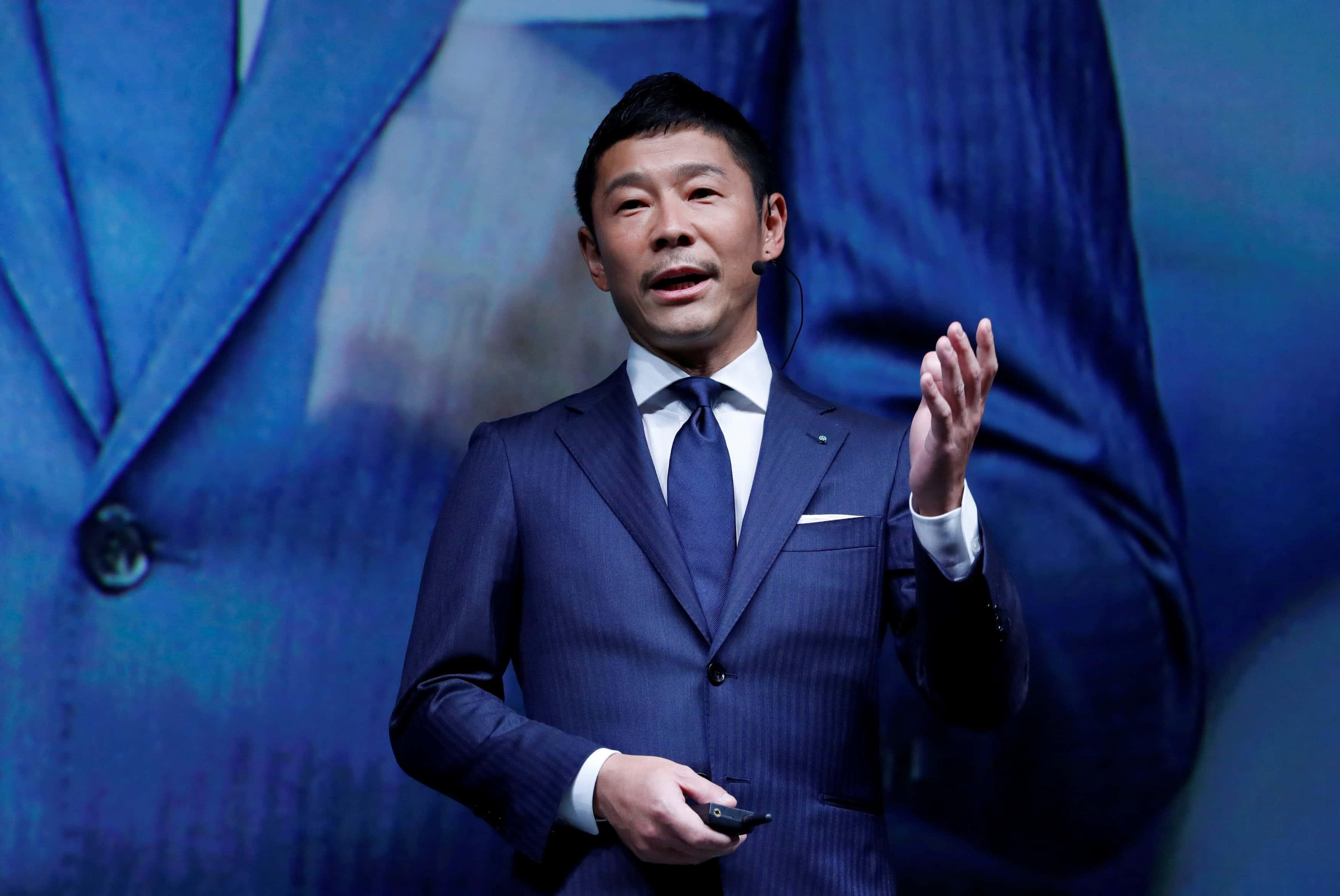 Meet Yusaku Maezawa: Elon Musk's SpaceX first pick for ...