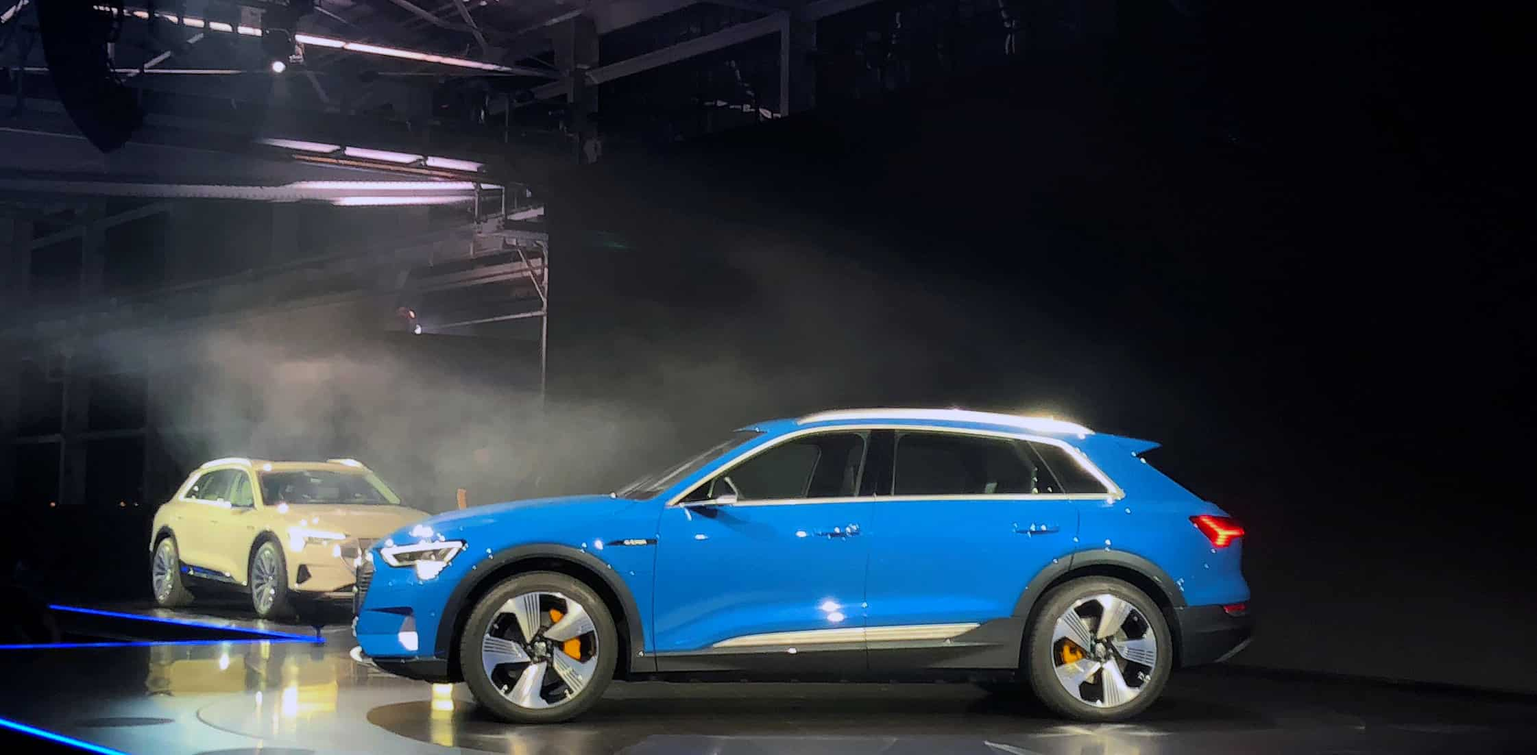 Audi E Tron Electric Suv Unveiled Today Check Price And
