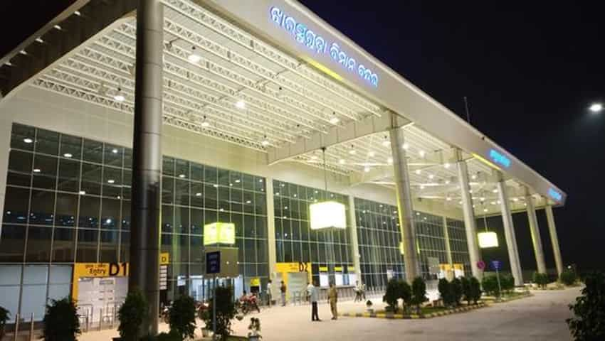 Jharsuguda Airport to boost UDAN connectivity