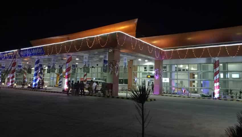 Sikkim's Pakyong Airport Inauguration