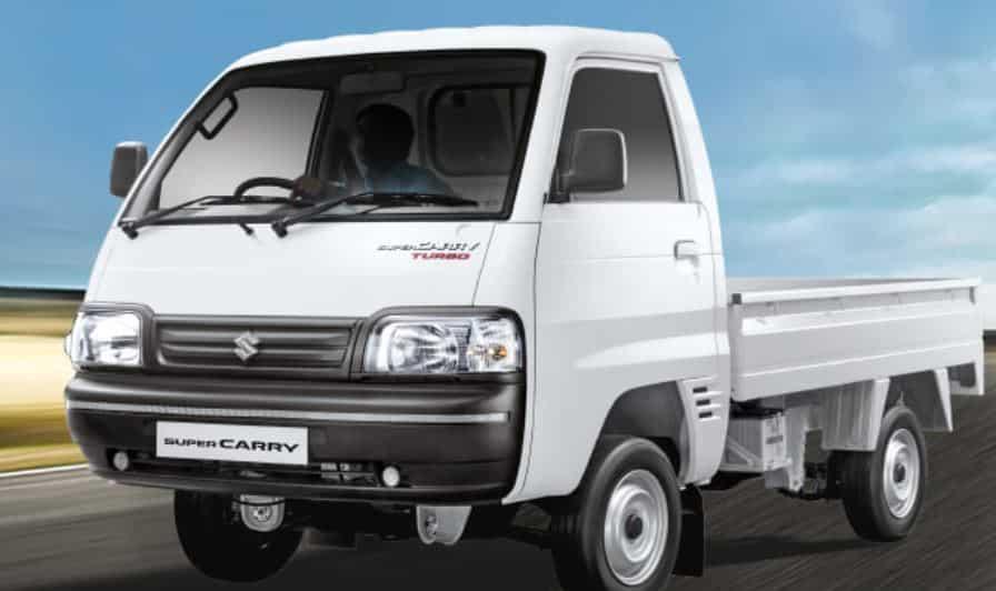 Economy Auto Sales >> Maruti Suzuki Super Carry recall: 640 vehicles called back ...