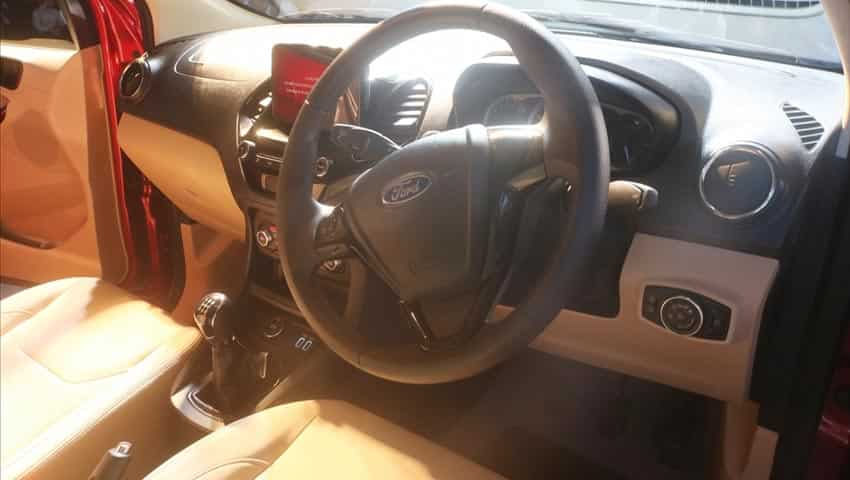 New Ford Aspire: Make in India