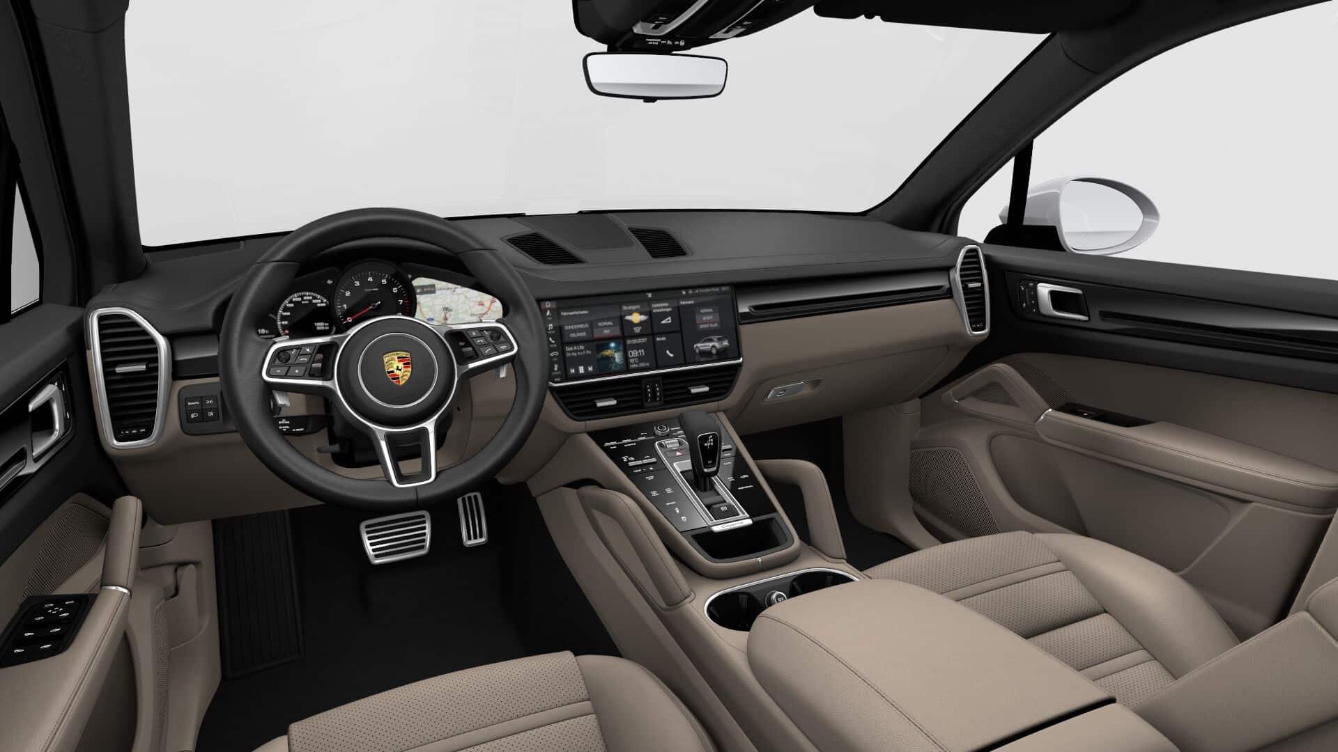 Porsche Cayenne: Where to get a 'Test Drive'?