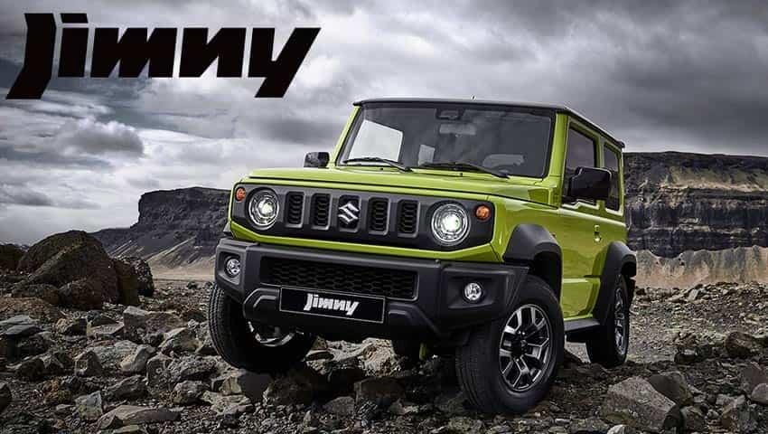 Maruti Suzuki Jimny Launch Date