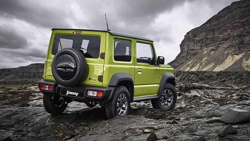 Maruti Suzuki Jimny: The SUV
