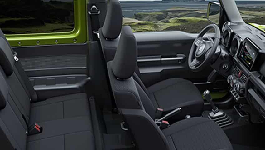 Maruti Suzuki Jimny features