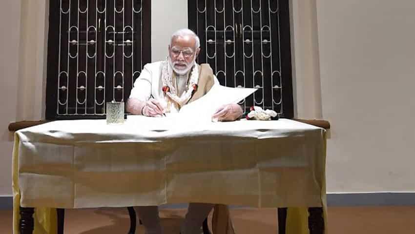 Narendra Modi: Monetary Assistance