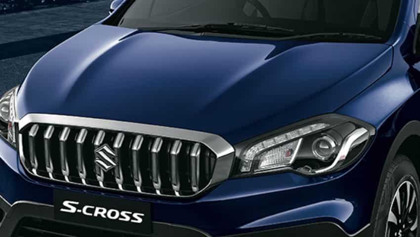 Maruti Suzuki S-Cross: Design