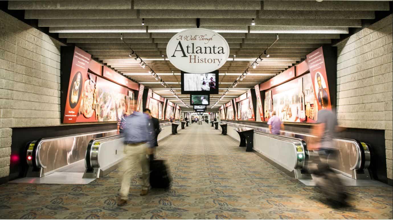 Hartsfield-Jackson Atlanta International Airport Best Performer