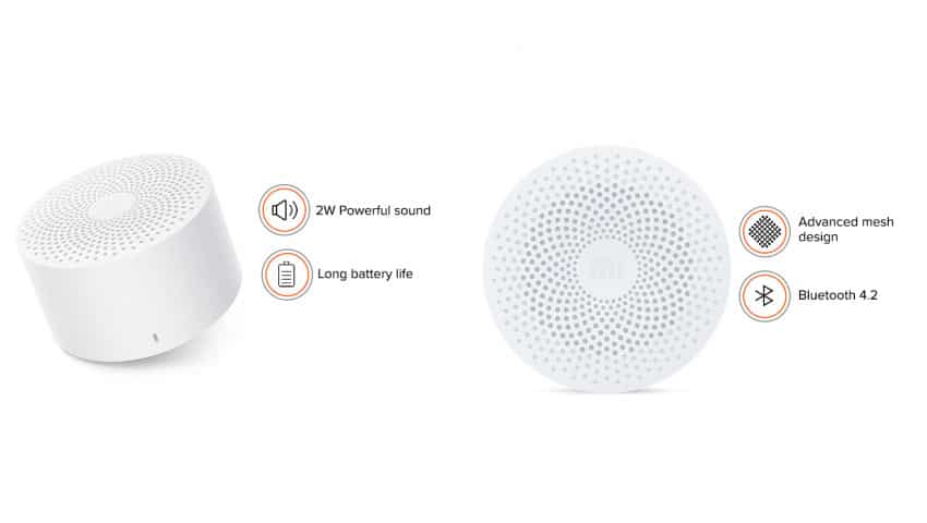 Mi Compact Bluetooth Speaker 2 on Sale