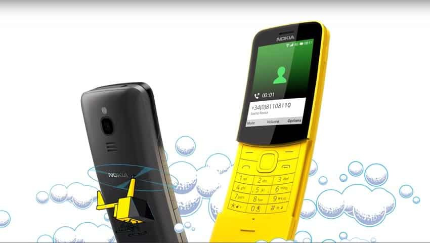 Nokia 8110: Helicopter Spin