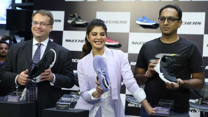 Skechers' 200th store and Jacqueline Fernandez