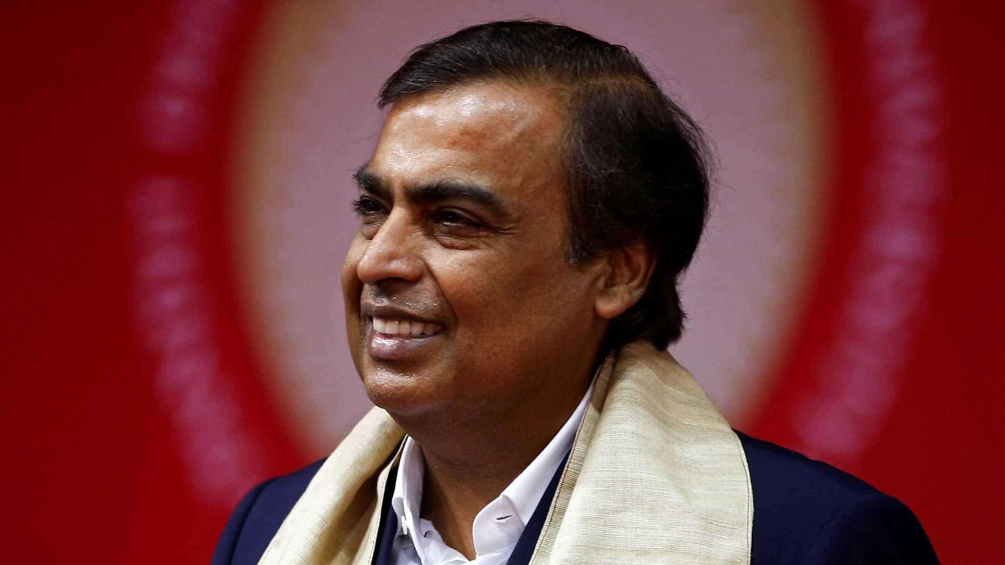 Revealed! Why Mukesh Ambani, Reliance Industries chief, is ...