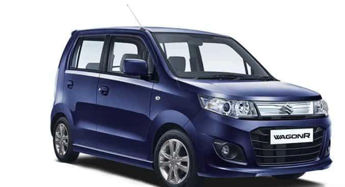 Maruti Suzuki: Wagon R Petrol Engine