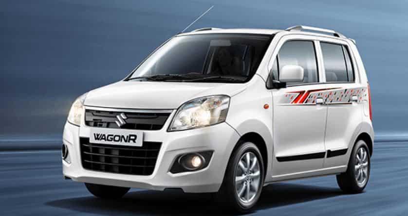 Maruti Suzuki: Wagon R CNG engine