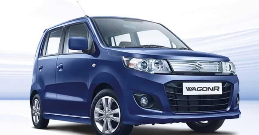 Maruti Suzuki: Wagon R Automatic
