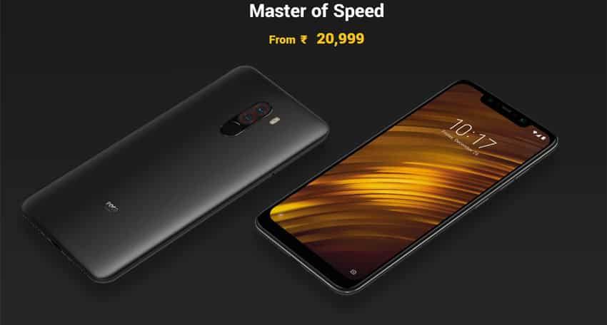 Flipkart Big Diwali Sale: Xiaomi Poco F1 Discount