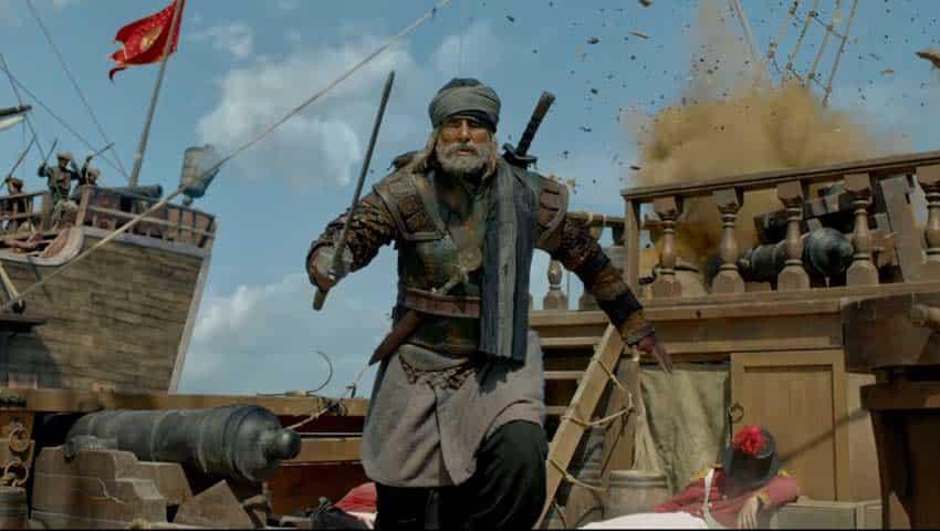 Thugs of Hindostan: Directed by Vijay Krishna Acharya