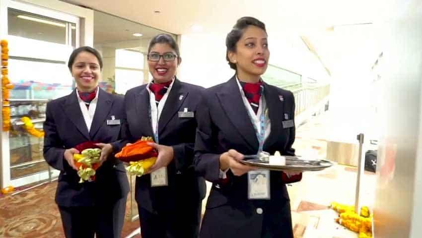 British Airways: Cabin crew