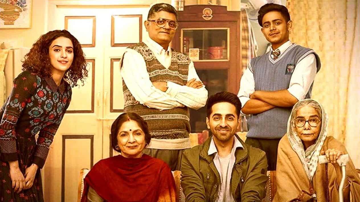Image result for Amitabh Bachchan Badhaai Ho