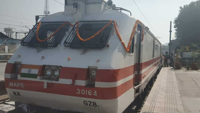 Indian Railways: Aerodynamic design