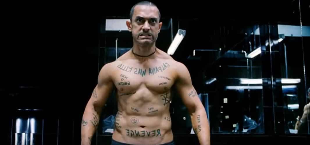Ghajini: The movie earned Rs 114 crore
