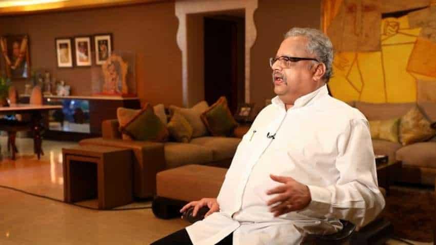 Rakesh Jhunjhunwala: Charity