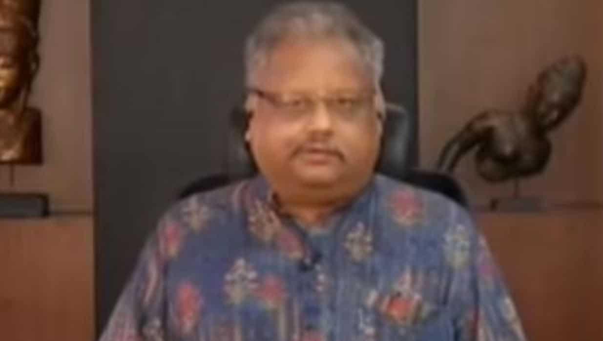 Rakesh Jhunjhunwala: Prediction