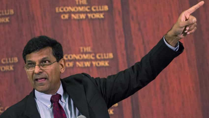 Raghuram Rajan: Political decision making
