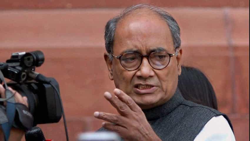 Digvijaya Singh, Member of Parliament, Rajya Sabha