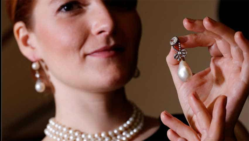 Marie Antoinette Jewellry Auction: Over 200-years-old