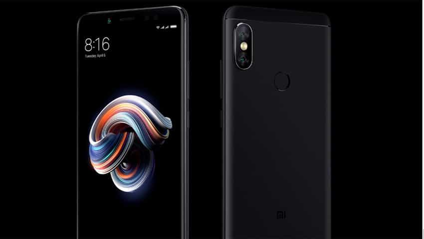 Xiaomi: Redmi Note 5 Pro