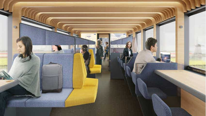 NS: Activity zones modified in 12 furniture modules